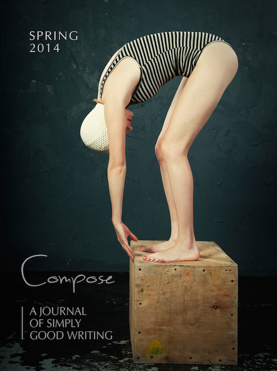 Spring 2014 Cover, Compose Journal